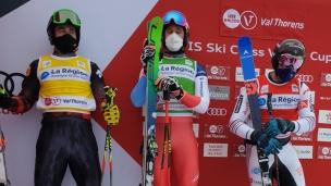 Skicross : le Canadien Howden se couvre d'or