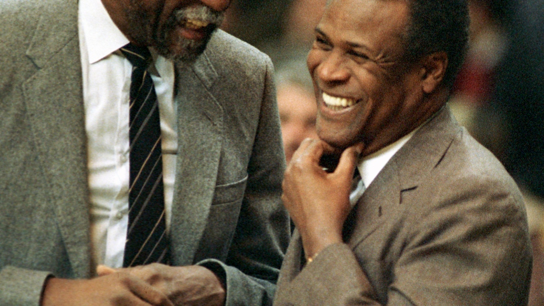 Bill Russell et K.C. Jones