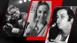 Eleider Alvarez, Kim Clavel et Régis Lévesque
