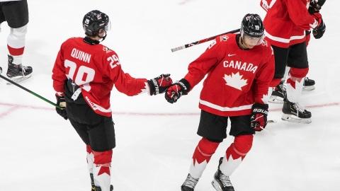 Autre gain décisif du Canada c. la Suisse