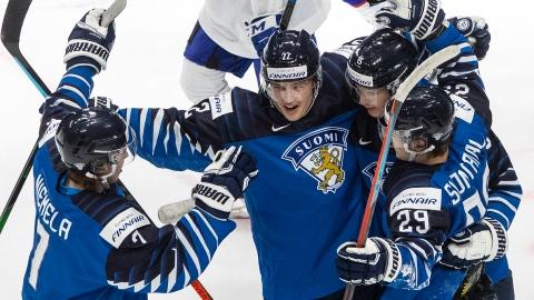 La Finlande revient à la hauteur du Canada
