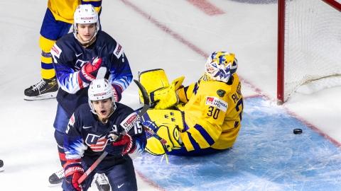 La Suède perd; les Tchèques attendent ÉCJ
