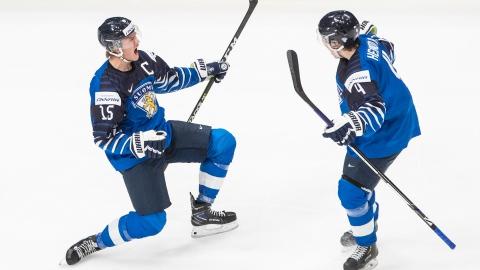 Remontée de la Finlande face à la Suède