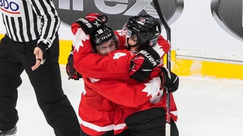 Le Canada en demi-finale face à la Russie