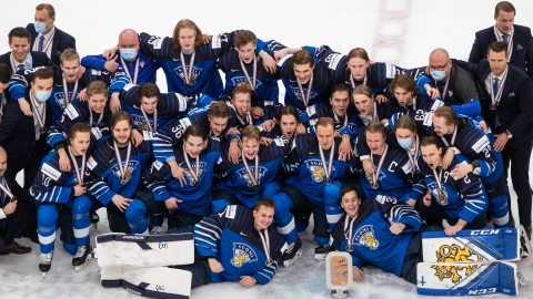 La Finlande repart du CMHJ avec le bronze