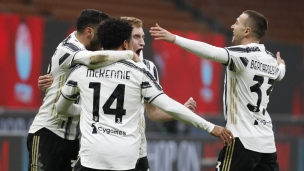 AC Milan 1 - Juventus 3