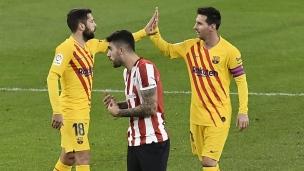 Bilbao 2 - FC Barcelone 3
