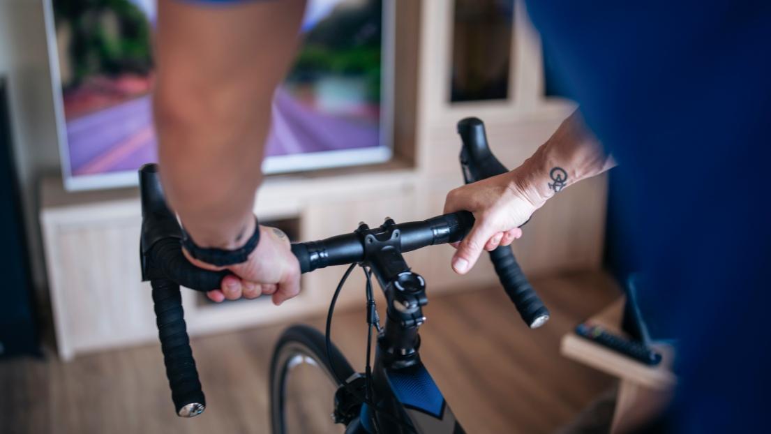Couverture Audrey vélo