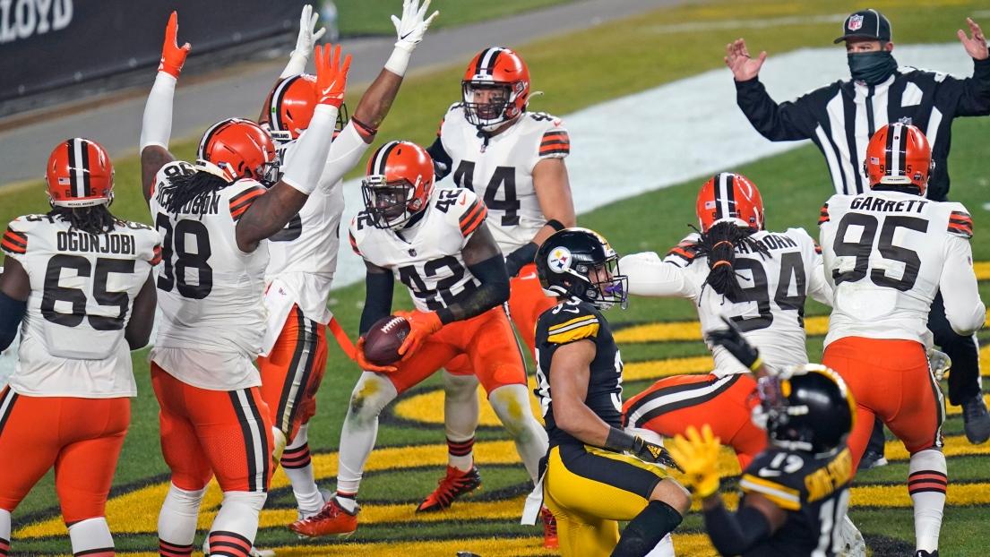 Célébrations des Browns