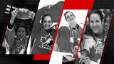 Les meilleures hockeyeuses de la province