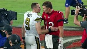 Brady vs Brees : qui aura le dessus ?