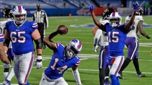 Ravens 3 - Bills 17