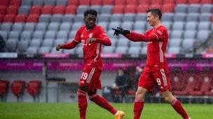 Bayern Munich 2 - Fribourg 1