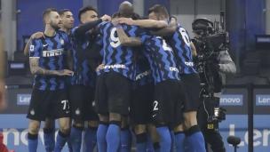 Inter Milan 2 - Juventus 0
