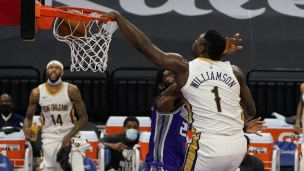 Pelicans 128 - Kings 123