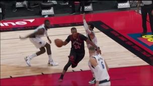 Mavericks 93 - Raptors 116