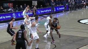 Bucks 123 - Nets 125