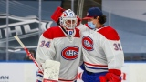 Jake Allen et Carey Price