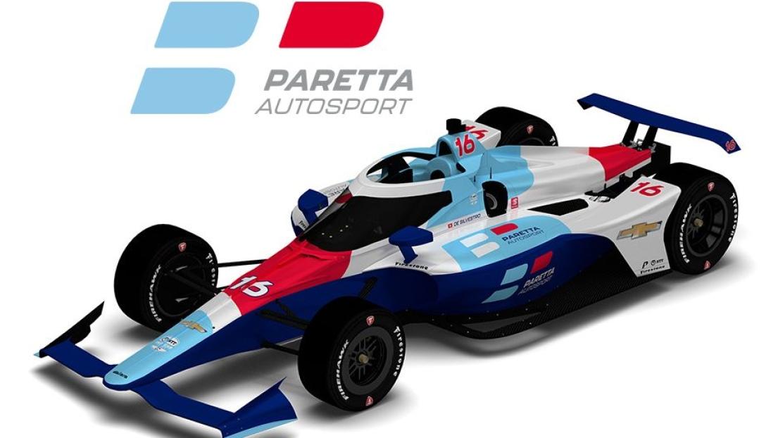 La voiture no 16 de Paretta Autosport