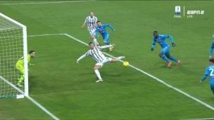Juventus 2 - Naples 0