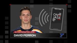 COVID-19 : David Perron nous explique le protocole