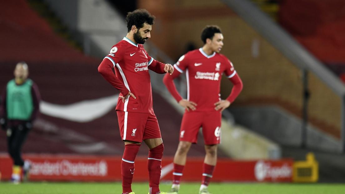 Mohamed Salah et Trent Alexander-Arnold