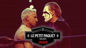 Le petit paquet : Sting de retour dans le ring