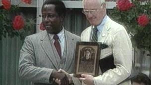 Claude Raymond se souvient de Hank Aaron