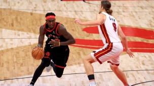 Heat 81 - Raptors 101