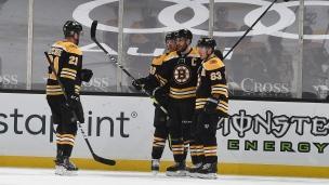 Flyers 1 - Bruins 6