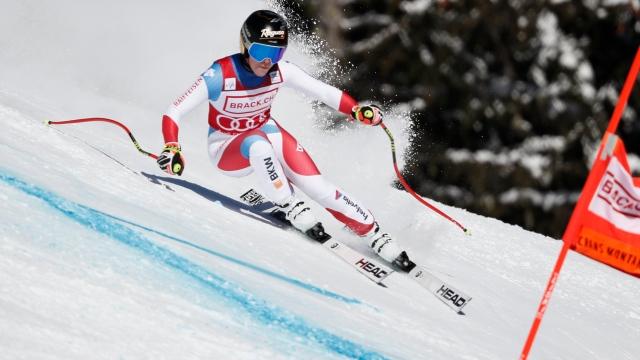 Trois skieuses en tête du classement des bourses