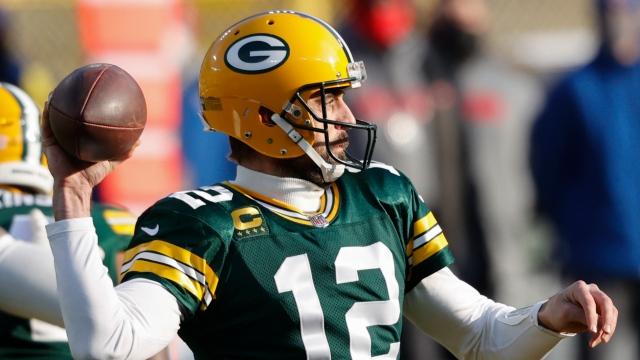 Packers : Rodgers absent de l'entraînement