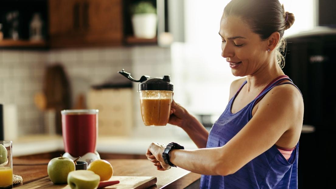 Chrono-nutrition et sport