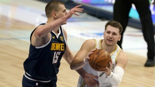 Nuggets 117 - Mavericks 113