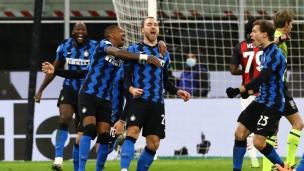 Inter Milan 2 - AC Milan 1