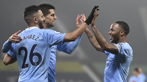 West Bromwich 0 - Manchester City 5